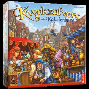 De Kwakzalvers van Kakelenburg
