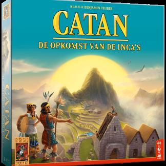 Catan: De Opkomst van de Inca's