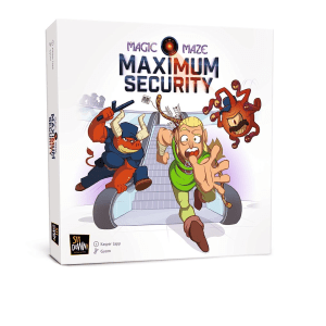 Magic Maze: Maximum Security