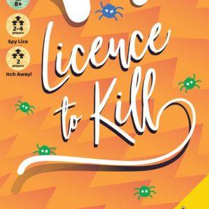 Itchy Monkey - Licence to Kill