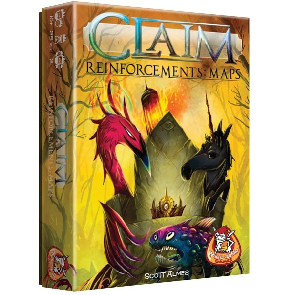 Claim Reinforcements: Maps