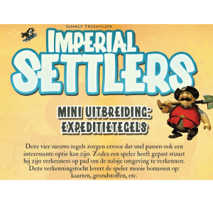 Imperial Settlers: Expeditietegels (promo)