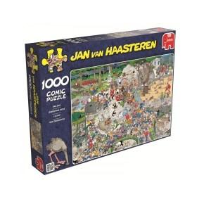Dierentuin Artis - Jan van Haasteren (1000)