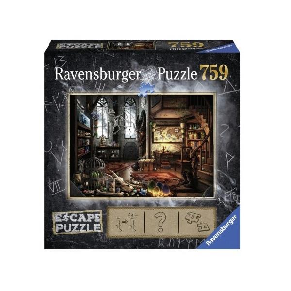 Escape Puzzle 5 - Draken Laboratorium (759)