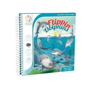 Flippin' Dolphins (Magnetic Travel Games)
