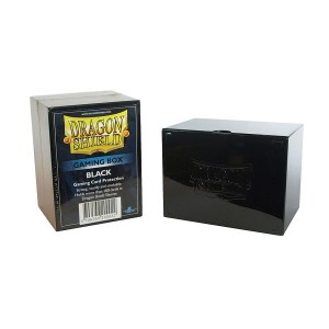 Deckbox Dragon Shield - Black
