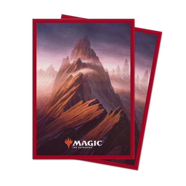 Sleeves Ultra Pro - MTG Unstable Lands Mountain (100 stuks)