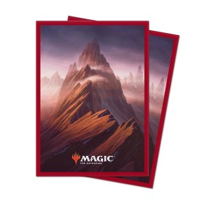 Sleeves Ultra Pro - MTG Unstable Lands Mountain (100 stuks)