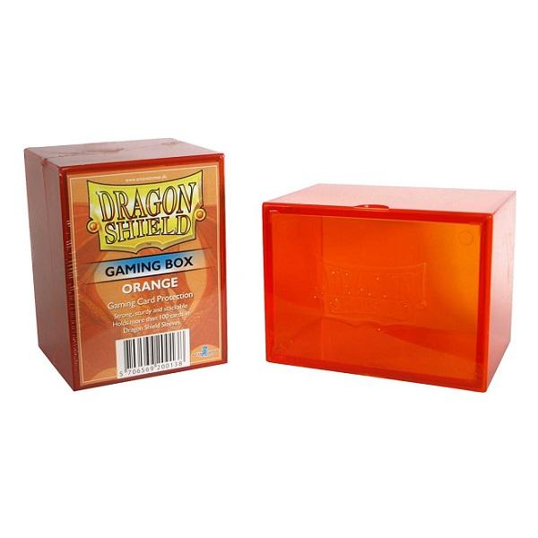Deckbox Dragon Shield - Orange