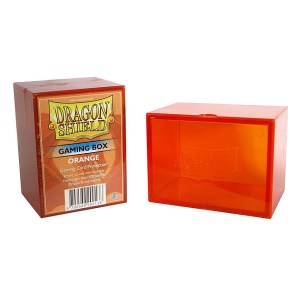 Deckbox Dragon Shield - Orange