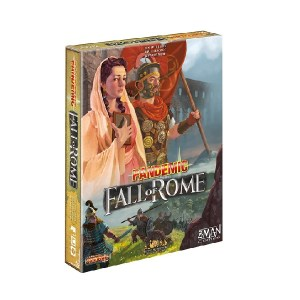 Pandemic Fall of Rome (NL)