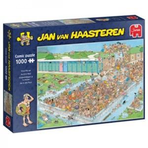 Bomvol Bad - Jan van Haasteren (1000)