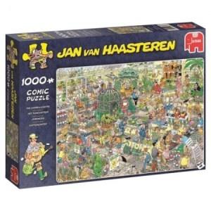 Het Tuincentrum - Jan van Haasteren (1000)