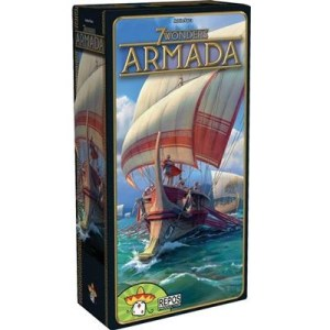7 Wonders: Armada (2de editie)