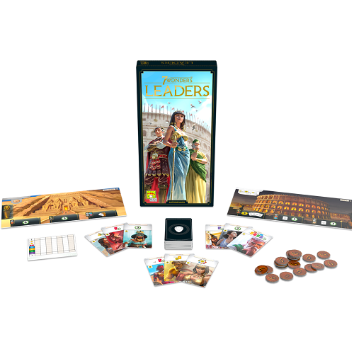 7 Wonders: Leaders (2de editie)
