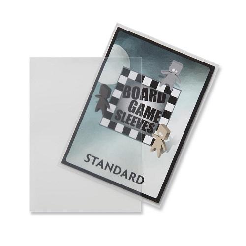 Board Game Sleeves Non-glare: Standard 63 x 88 mm (50 stuks)
