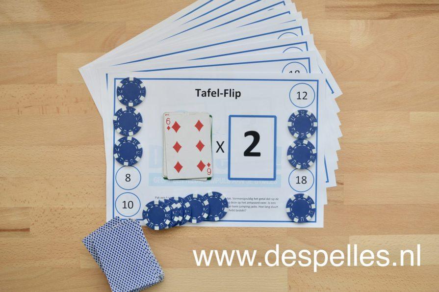 Tafel-Flip in De Spelles
