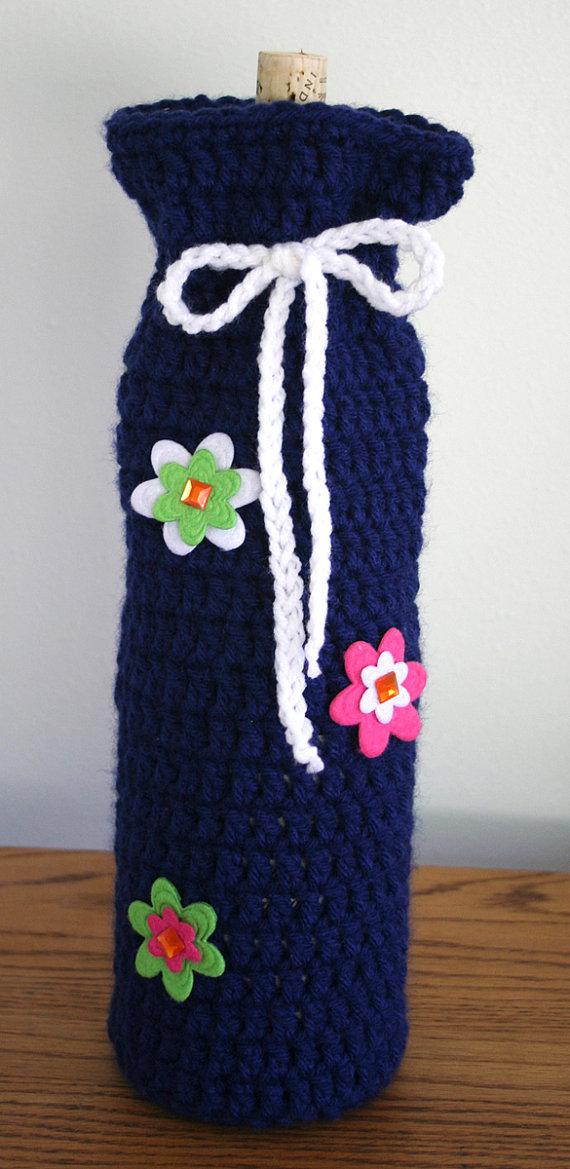 Crochet Bag Dispenser Free Pattern