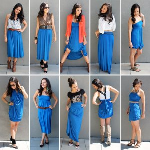 10 Ways to Wear a Maxi Dress