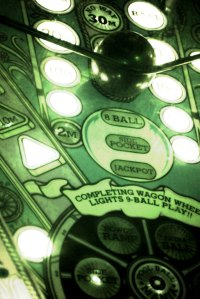 Make Your Own Pinball Machine {diy idea}