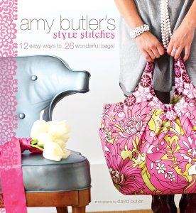 Steal of a Deal – Amy Butler's Style Stitches eBook on Sale! $3.03