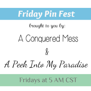 Friday Pin Fest Link Party {co-hosting}
