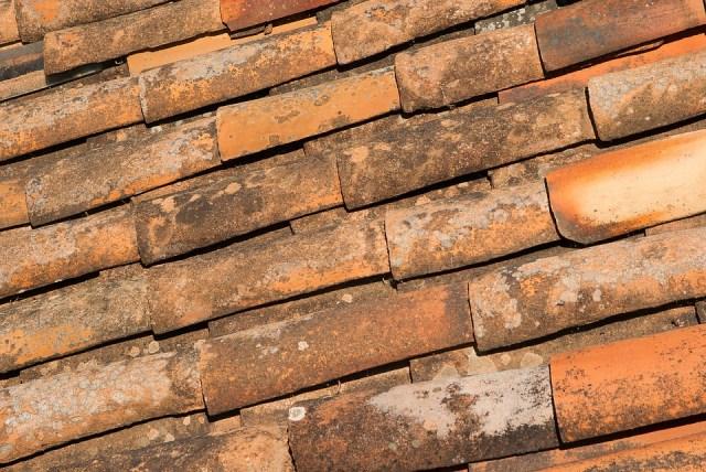 Roof Terracotta Roofing Tiles