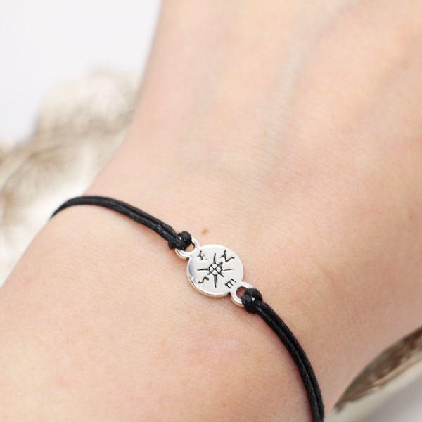 Long distance relationship Friendship Bracelets