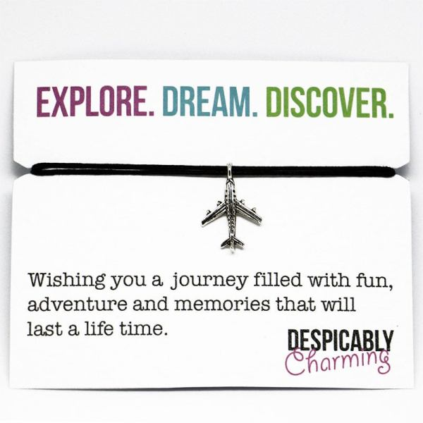 Travel Friendship Bracelet