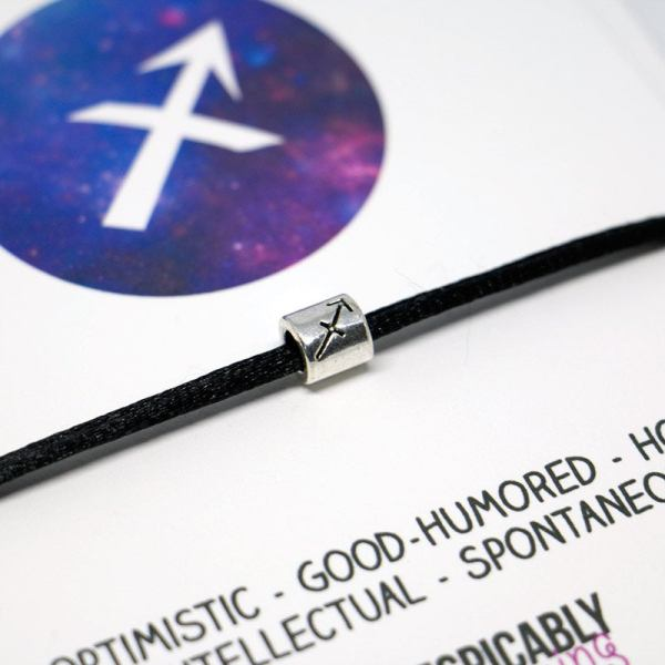 Zodiac bracelet - Sagittarius