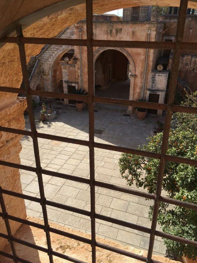 Agia Triada Monastery- Gouverneto Monastery