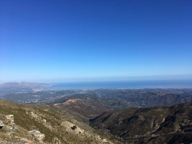Road Trip- Crete from Above- White Mountains