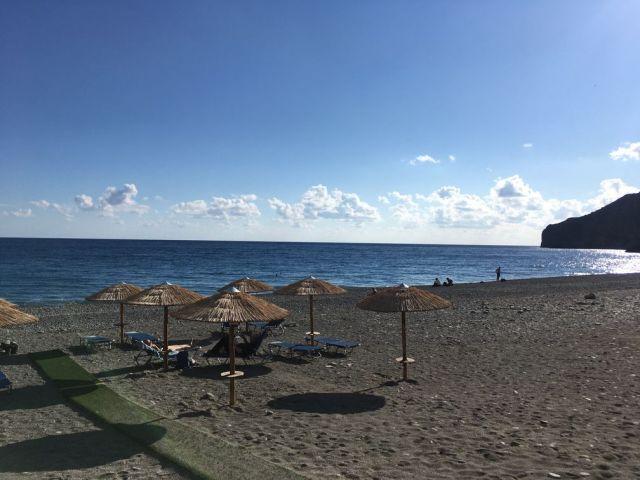 Sougia Beach North Crete