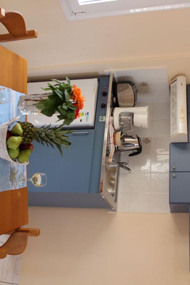 holidays in Chania- Despina Studios Room 203- Family studio for 3 persons