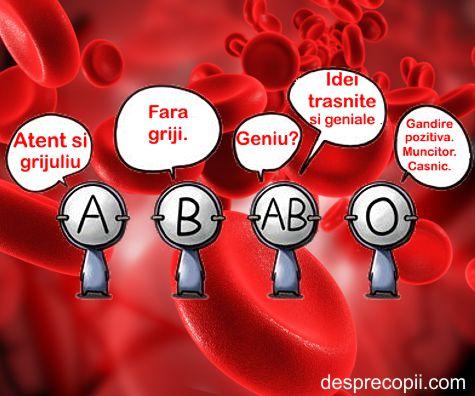 boli grupe sanguine
