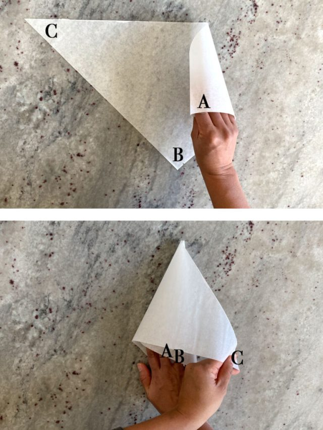 DIY Piping Bag for Icing  DessArts