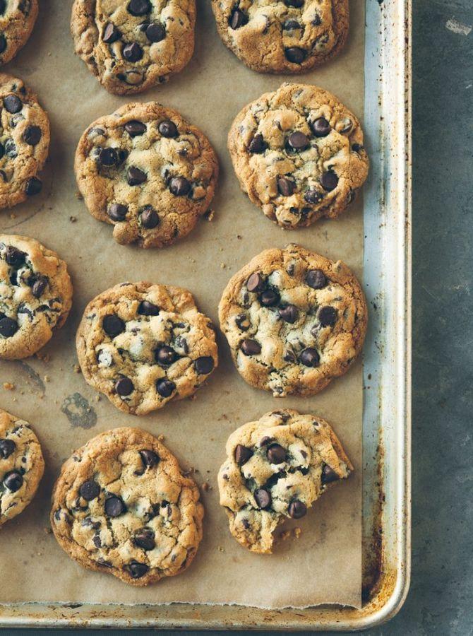 cookies chaud