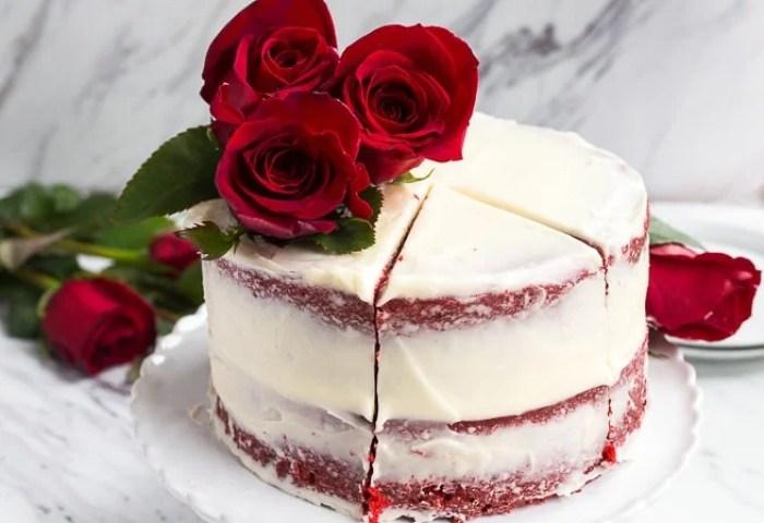 Red Velvet Cake Recipe For Two Dessert For Two