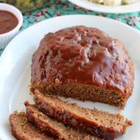 Slow Cooker Meatloaf (+ Video)