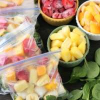Freezer Smoothie Packs