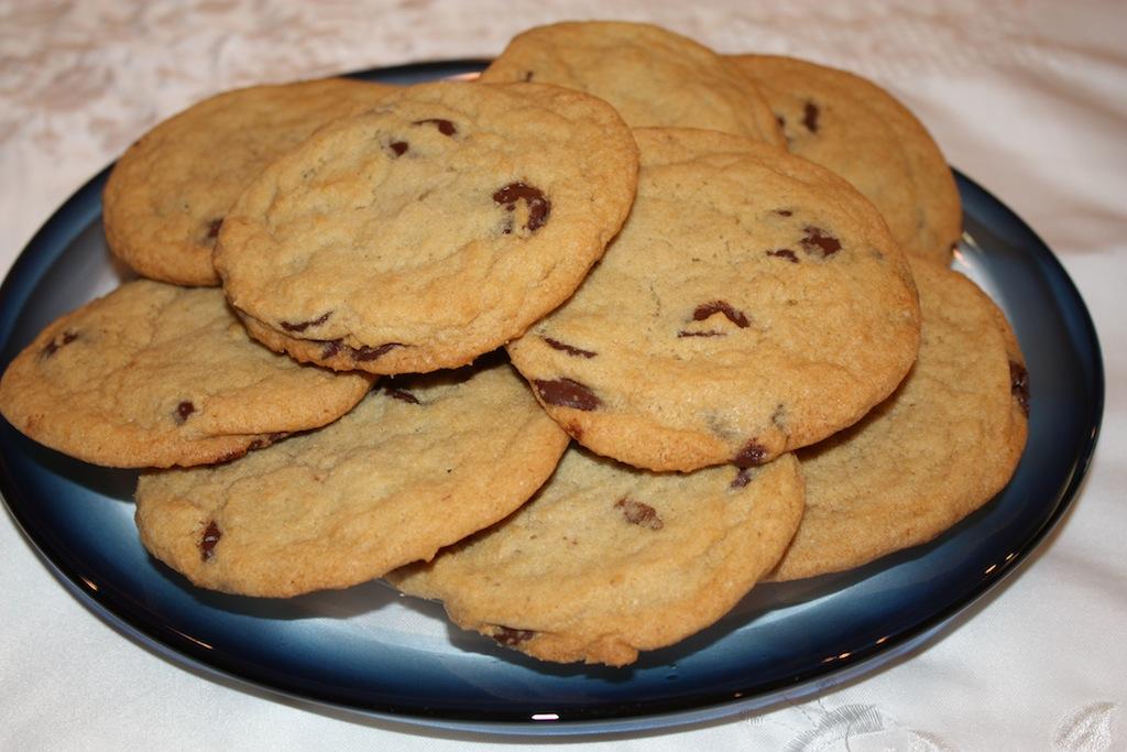 Desserts Required - Jumbo Chocolate Chip Cookies
