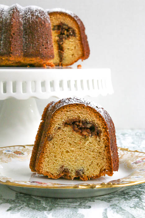Triple C (Cohen Coffee Cake) is the perfect cake to bake when you want a classic cake. Serve it with or without a cup of coffee.