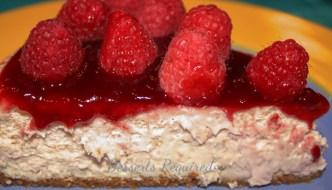 Desserts Required Raspberry Cheesecake