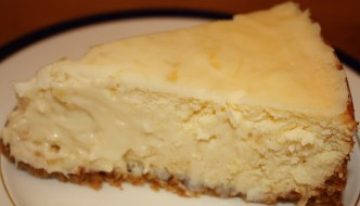 Desserts Required - Hawaiian Cheesecake