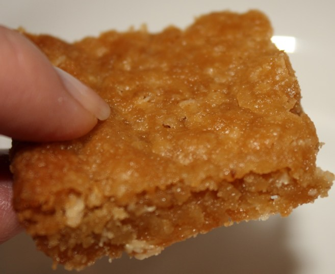 Brown Sugar Bars