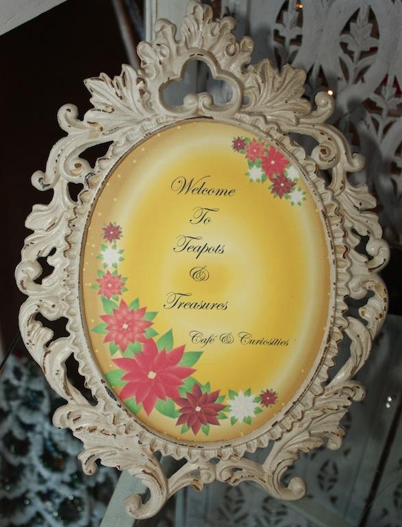 Teapots and Treasures Café & Curiosities