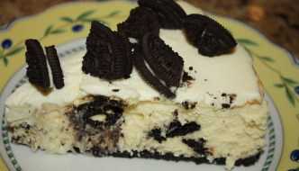 Desserts Required - Oreo Cheesecake