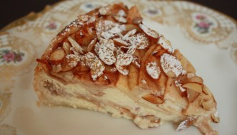Apple Cream Torte