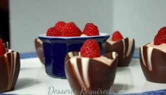 Desserts Required - Tiramisu Cream Cups