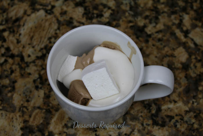 Desserts Required - Kahlua Marshmallows and Marshmallow Sauce